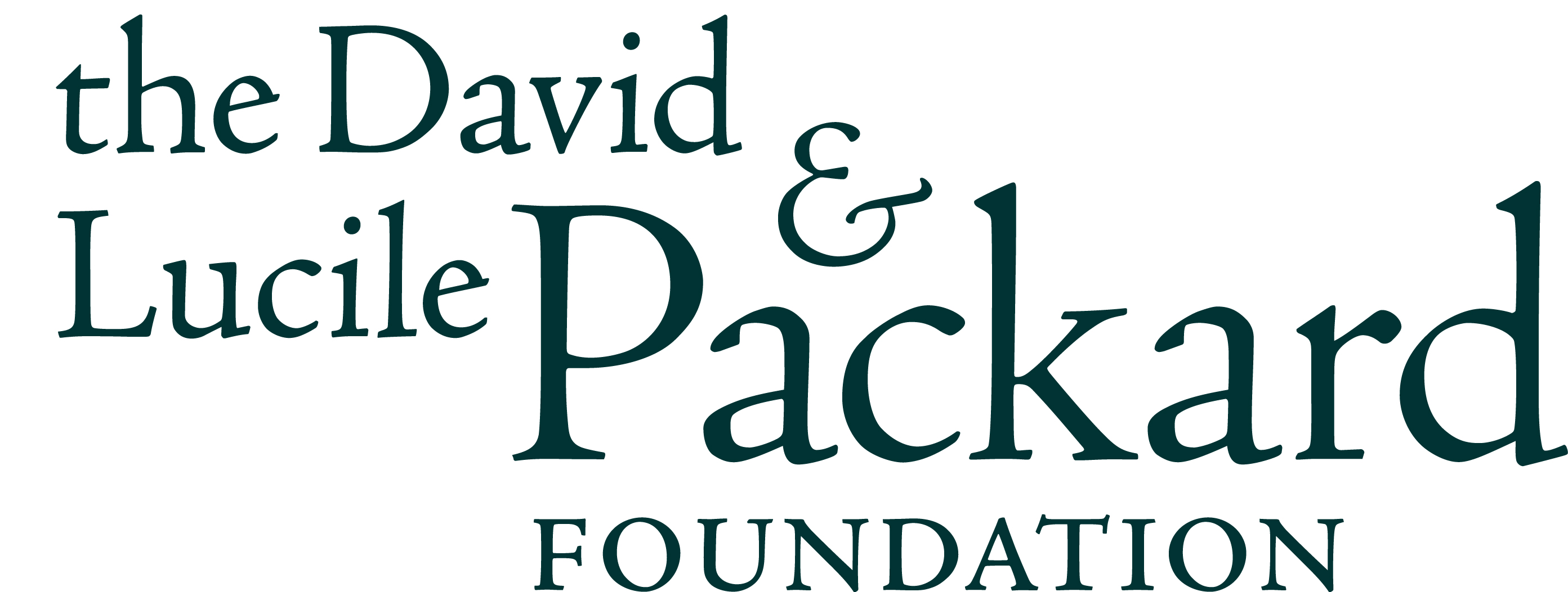 David and Lucile Packard Foundation, USA